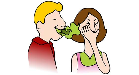 лечение неприятного запаха изо рта травами